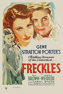 <i>Freckles</i> (1935 film) 1935 film directed by Edward Killy and William Hamilton