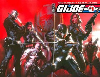 <i>G.I. Joe</i> (IDW Publishing)
