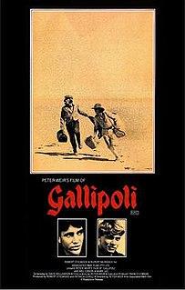 <i>Gallipoli</i> (1981 film) 1981 Australian film directed by Peter Weir