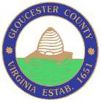 Gloucester County, Virginia - Image: Gloucester Seal