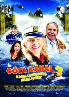 <i>Göta kanal 3: Kanalkungens hemlighet</i> 2009 film