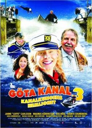 Göta kanal 3: Kanalkungens hemlighet - Image: Gota kanal 3
