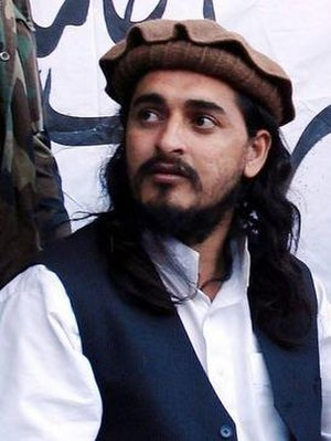 Hakimullah Mehsud - Hakimullah Mehsud, in Pakistan's Orakzai Agency near the Afghanistan border on Nov. 26, 2008.