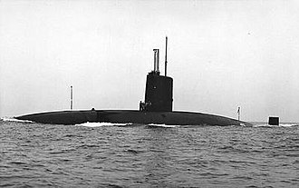 HMS Churchill (S46) - Image: Hms churchill s 46