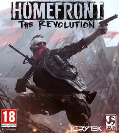 Picture of a game: Homefront: The Revolution