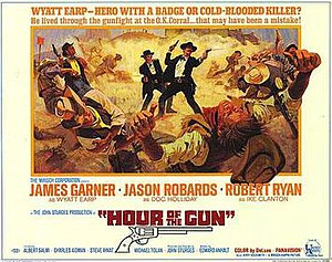 Hour of the Gun - Original film poster