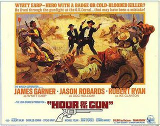 <i>Hour of the Gun</i> 1967 film by John Sturges