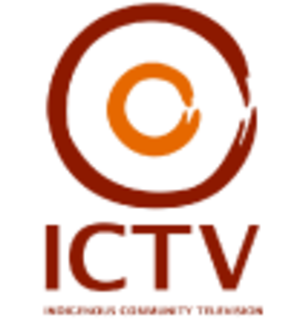 Indigenous Community Television - Image: Indigenous Community Television (ICTV) logo, 2013