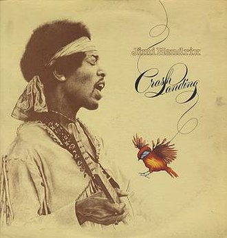 Crash Landing (Jimi Hendrix album) - Image: JH Crash Landing