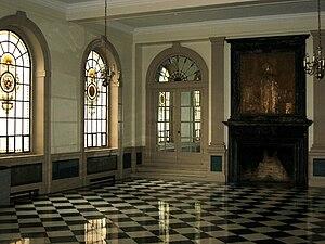 Zanvyl Krieger School of Arts and Sciences - Inside of Gilman Hall