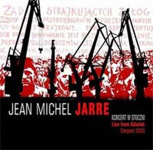 Live from Gdańsk (Koncert w Stoczni) - Image: JMJ gdansk cd