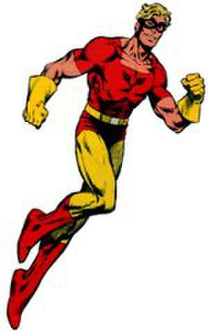 Johnny Quick (Johnny Chambers) - Image: Johnny Quick