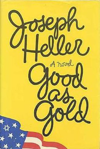 Good as Gold (novel) - First edition
