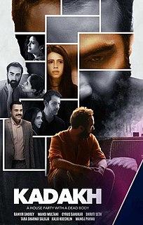 <i>Kadakh</i> 2020 Hindi-language film