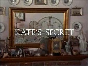 Kate's Secret - Opening title