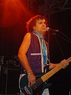 Kev Moore British musician