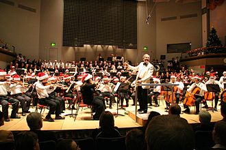 King Edward VI High School for Girls - Christmas Concert