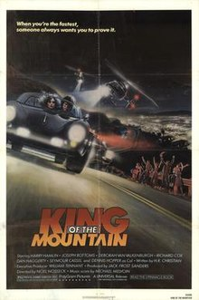 King of the Mountain (1981) poster.jpg