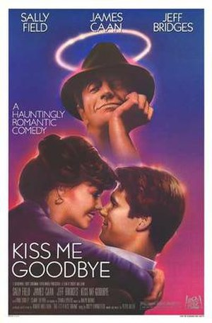 Kiss Me Goodbye (film) - Theatrical release poster
