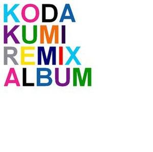 Koda Kumi Remix Album - Image: Kumi Koda Remix Album