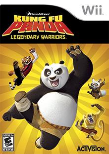 kung fu panda legendary warriors wikipedia