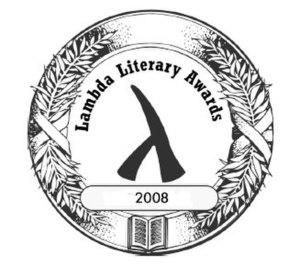Lambda Literary Award - The Lambda Literary Award Medal Design 2008.