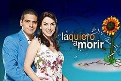 Μετράμε λογότυπα με λουλουδάκια.  250px-Laquieroamorir-telenovela-logo