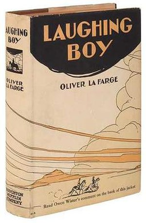 Laughing Boy (novel) - First edition (Houghton Mifflin)