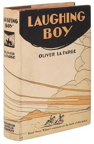 Laughing Boy (novel) - First edition (Houghton Mifflin)