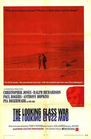 The Looking Glass War (film) - Theatrical release poster