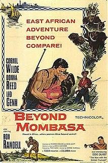 <i>Beyond Mombasa</i> 1956 film by George Marshall