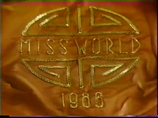 Miss World 1986 beauty pageant edition
