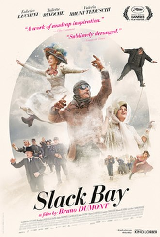 Slack Bay - Theatrical release poster