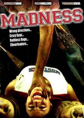 Madness (2010 film) - DVD released by Well Go