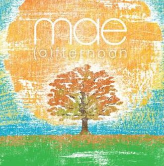Afternoon (EP) - Image: Mae Afternoon 1