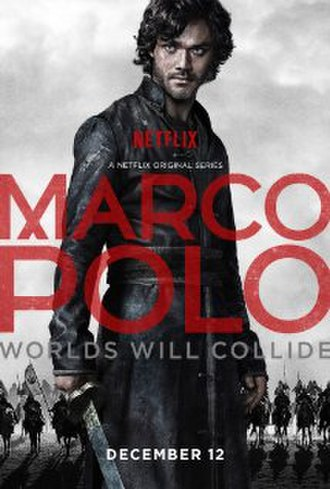 Marco Polo (TV series) - Promotional poster