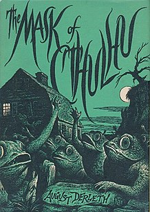 <i>The Mask of Cthulhu</i> collection of fantasy and horror short stories