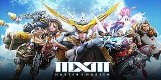 <i>Master X Master</i>