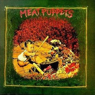 Meat Puppets (album) - Image: Meat Puppets 1982