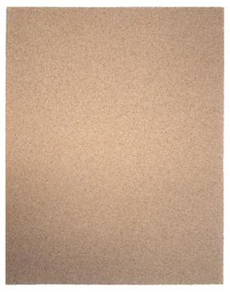 Mémoires - The sandpaper cover of Mémoires