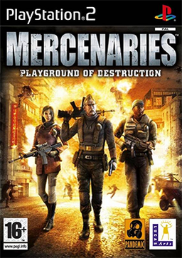 Mercenaries playground of destruction wikipedia mercenaries playground of destruction altavistaventures Choice Image