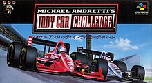 Michael Andrett's Indy Car Challenge