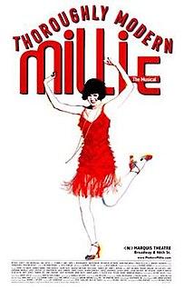 <i>Thoroughly Modern Millie</i> (musical) musical