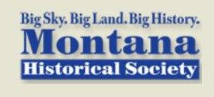 Montana Historical Society - Image: Montana Historical Society Logo