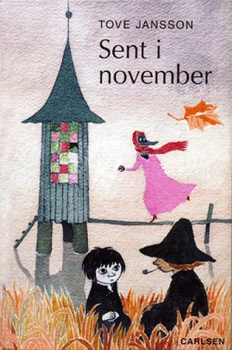 Moominvalley in November - First edition