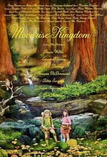 <i>Moonrise Kingdom</i> 2012 romantic comedy-drama film by Wes Anderson