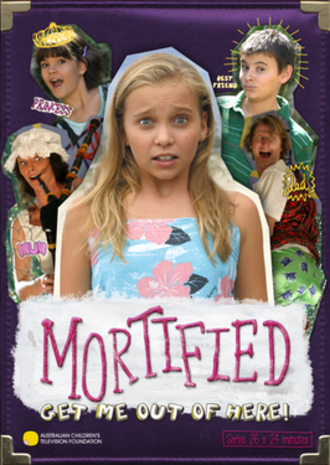 Mortified - DVD cover