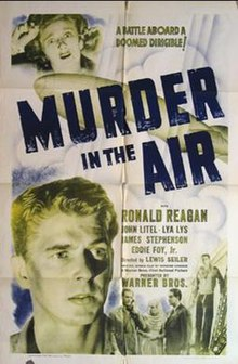 Murder In The Air Film Wikipedia