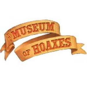 Museum of Hoaxes - Image: Museum of Hoaxes Logo