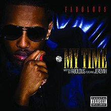 My Time single cover by Fabolous.jpg